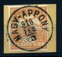NAGYAPPONY  Szép Egykörös Bélyegzés - Used Stamps