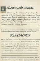 1912. 8 Oldalas Közjegyzői Okirat , Herceg Windischgraetz Lajos és Gróf Széchenyi Mária Aláírásával! - Unclassified