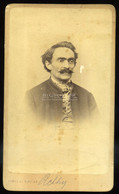 PEST 1860-65. Canzi és Heller : Réthy, Visit Fotó - Unclassified