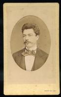 DEBRECEN 1875. Ca. Gondy és Egey : Doszpoly János, Visit Fotó - Unclassified