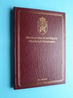 MEESTERWERKEN Uit Het BELGISCH FILATELISTISCH PATRIMONIUM - JO GERARD ( Zie Foto's ) + Getuigschrift Zegelklassiekers ! - Otros Libros
