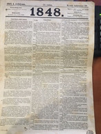 1867.03.19. 1848. Komplett Szám - Unclassified