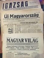 1956. 10.26-11.03. 8 Db újság Szám - Unclassified
