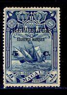 ! ! Lourenco Marques - 1913 Vasco Gama On Macau 5 C - Af. 105 - MH - Lourenco Marques