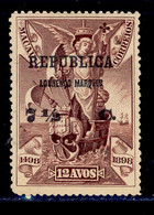 ! ! Lourenco Marques - 1913 Vasco Gama On Macau 7 1/2 C - Af. 106 - MH - Lourenco Marques