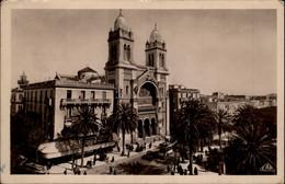 TUNISIE - TUNIS - Cathédrale - Tunisie