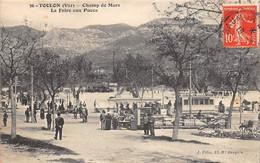 Toulon          83           Champ De Mars Foire Aux Puces    N° 36   (voir Scan) - Toulon