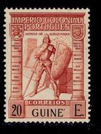 ! ! Portuguese Guinea - 1938 Vasco Gama Imperio 20 E - Af. 240 - MH - Portugiesisch-Guinea