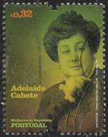 Portugal – 2009 Republic's Women 0,32 Used Stamp - Gebraucht