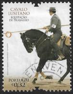 Portugal – 2009 Lusitano Horse 0,32 Used Stamp - Gebraucht