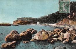Toulon          83          Anse De Magaud  Bord De Mer Et Restaurant    (voir Scan) - Toulon