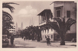 MAROC. CASABLANCA, BOULEVARD D'ANFA. CARTE POSTALE. NON CIRCULEE.- LILHU - Casablanca