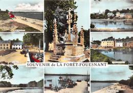 La Forêt Fouesnant (29) - Multivues - Souvenirs - Sin Clasificación