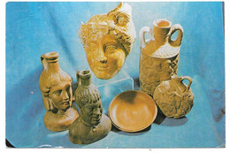 ROMANIA - Constanța - Muzeul De Istorie Nationala Si Archeologie - Vases En Céramique - 1987 - Romania