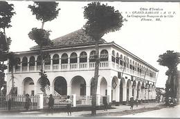 CPA-1920-COTE D IVOIRE-GRAND BASSAM-La Cie Française De La Cote D Ivoire-Edit Bloc Freres-TBE - Côte-d'Ivoire