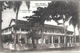 CPA-1920-COTE D IVOIRE-GRAND BASSAM-Le Tribunal Correctionnel-Edit Bloc Freres-TBE - Côte-d'Ivoire