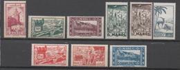 Maroc, Lot De Timbres Typographiés De 1939/42 Neufs Sans Charnières, Entre Les Numéros 224 Et 237 - Ongebruikt