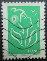 FRANCE Marianne De Lamouche N°3733Aa Légende Philaposte Type II Fleur Blanche Oblitéré - 2004-08 Marianne Van Lamouche