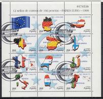ESPAÑA 1999 Nº 3632/43 USADO PRIMER DIA - 1991-00 Used