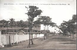 CPA-1920-COTE D IVOIRE-GRAND BASSAM-La Cie Des Scieries De La Cote D Ivoire-Edit Bloc Freres-TBE - Côte-d'Ivoire