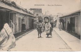 Maroc - MOGADOR - Rue Des Fontaines - Autres