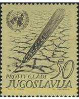 Ref. 293808 * MNH * - YUGOSLAVIA. 1963. WORLD CAMPAIGN AGAINST HUNGER . CAMPAÑA MUNDIAL CONTRA EL HAMBRE - Unused Stamps