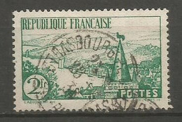 Timbre France  Oblitere N 301 - Gebruikt
