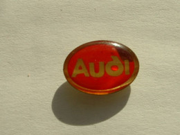 Pin's AUDI - PETIT LOGO - Audi
