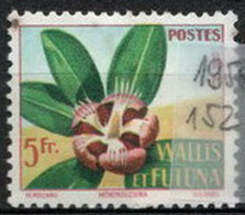 Wallis & Futuna 1958 Mi 188 Montrouziera - MLH - Unclassified