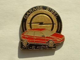 Pin's OPEL - GARAGE SIBEL - AUCHEL - Opel