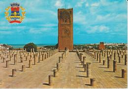 (MAR83) RABAT. LA TOUR DE HASSAN ... UNUSED - Rabat