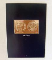 "Schotland (Staffa) - 22ct Gouden Zegel 8£ ""4"" – NEW - Fantasy Labels"