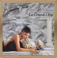 """7"""" Single, Jeanne Mas - Les Crises De L'Ame - Disco, Pop"""