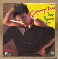 """7"""" Single, Jeanne Mas - Toute Premiere Fois - Disco, Pop"""
