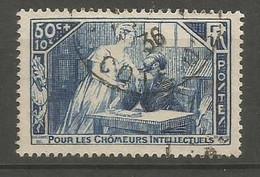 Timbre France  Oblitere N 307 - Gebruikt