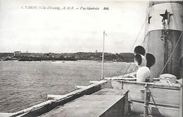 CPA-1920-COTE D IVOIRE-GRAND BASSAM-ABIDJAN-TABOU-Vue Générale Prise Bateau Asie ?-Edit Bloc Freres-TBE - Côte-d'Ivoire
