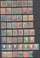 Island , Lot Mit Alten Gestempelten Marken , Michel Ca. 250.- - Used Stamps