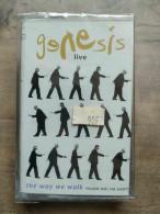 Genesis: The Way We Walk, Vol 1/ Cassette Audio-K7 NEUF SOUS BLISTER - Cassettes Audio