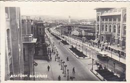 AK Ankara - Atatürk Bulvari - 1955 (56109) - Turkey