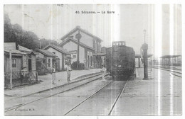 Sézanne La Gare - Sezanne