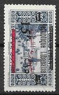 Grand Liban Mh Nc * 13 Euros 1928 (desole Pour Le Cheveux Sur Le Scan) - Ongebruikt