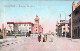 Helipolos - Boulevard Circulaire 1925 - Turkey