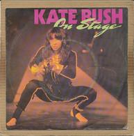 "7"" Single, Kate Bush - On Stage (four Titles) - Disco, Pop"