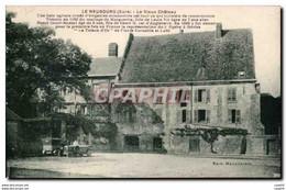 CPA Le Neubourg Eure Le Vieux Chateau - Le Neubourg