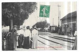 Maizières La Grande Paroisse La Gare - Other Municipalities
