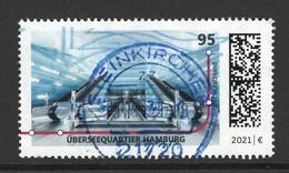 Duitsland 2021 Mi 3593 Hamburg, Prachtig Gestempeld - Used Stamps