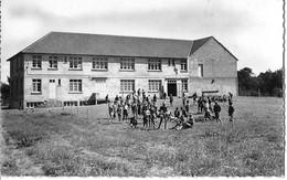 CPA SAINT-BREVIN-L'OCEAN -colonie Saint-macaire ~1956 - Saint-Brevin-l'Océan