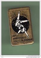 JUDO *** CLUB HENINOIS *** 2089 - Judo