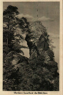 WARSTEIN I. Sauerland   Der Hohe Stein R.A.D. Lager-Karte 9.12.1942 (1 Mal Verfügbar) - Pétange
