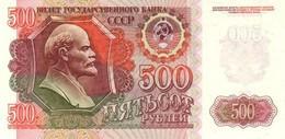 RUSSIA P. 249a 500 R 1992 UNC - Russland